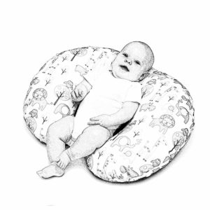 Boppy nursing pillows